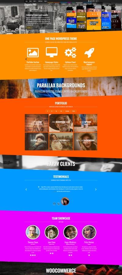 eleganto-one-page-wordpress-theme-preview