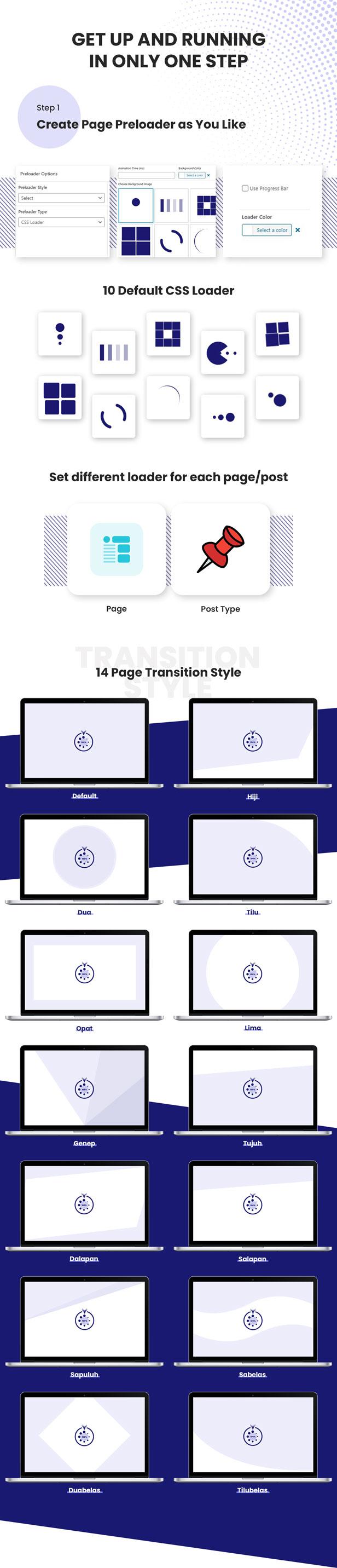Preloader Plugin In WordPress - Preloader Awesome Pro - 4