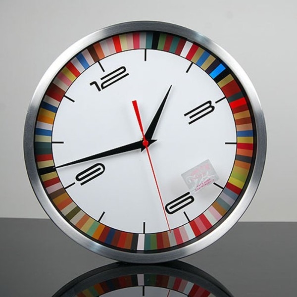 30 Creative And Stylish Wall Clock Designs Themes Company Design Concepts For Life