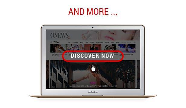 SW ONews - News, Newspaper, Magazine Theme