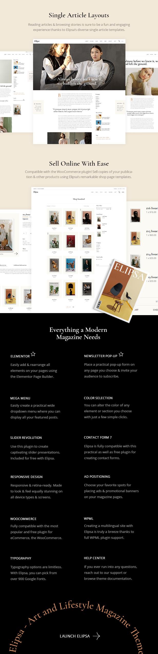 Elipsa - Creative Magazine Theme - 4