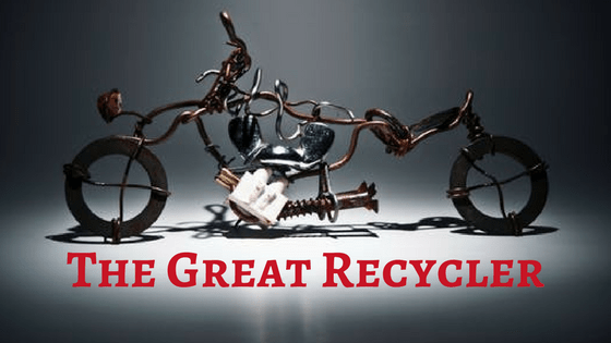 The Great Recycler