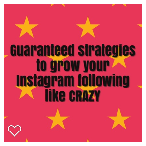 Guaranteed Strategies to Grow Your Following