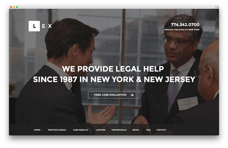 We provide LEX help for your site