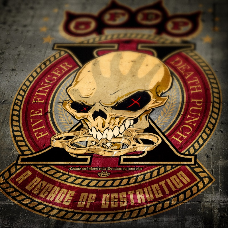 FIVE FINGER DEATH PUNCH HAVENT GONE AWAY THEMETALTRIS