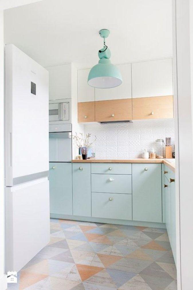 green kitchen inspiration