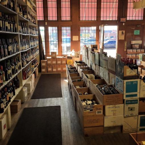 Wine Cost Plus Warehouse
