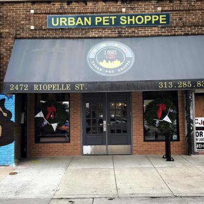 Urban Pet Shoppe
