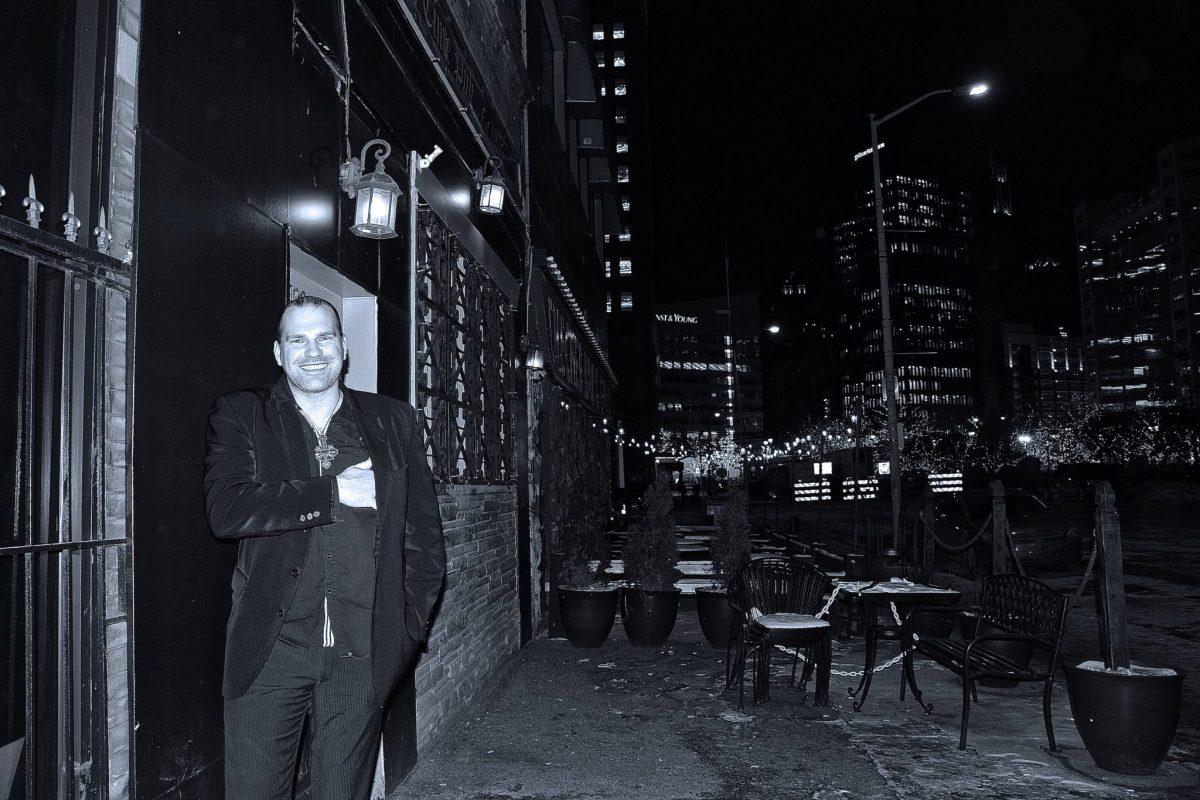 Greenwich Pub - Detroit