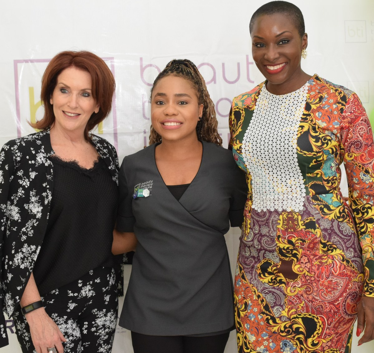 Sandy Roy Beauty Therapy Institute Opens In Abuja