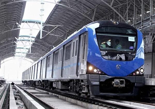 ChennaiAlstom Kolkata Metro
