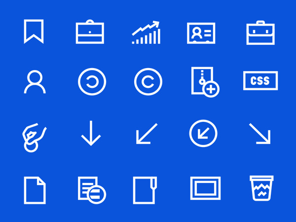 200+ Windows 10 Icons