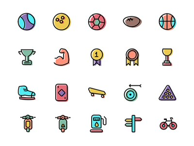 Thousands: 2000+ Free Icons