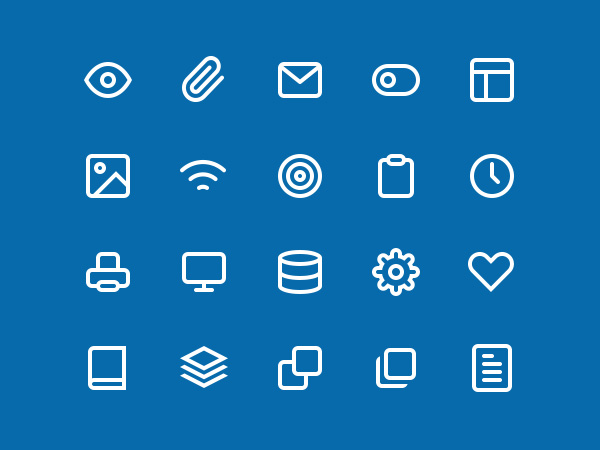 Feather: 130 Free Icons