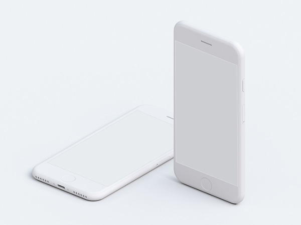 Simple Mockups - 9 4K iPhone Mockups