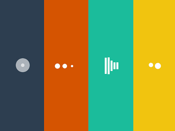 SpinKit: Simple CSS Spinners
