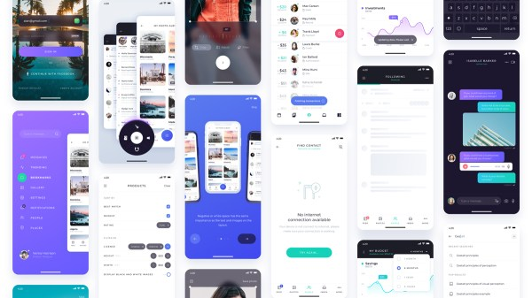 Atro Free UI Kit - 01