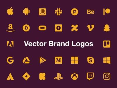 Free Vector Brand Logos