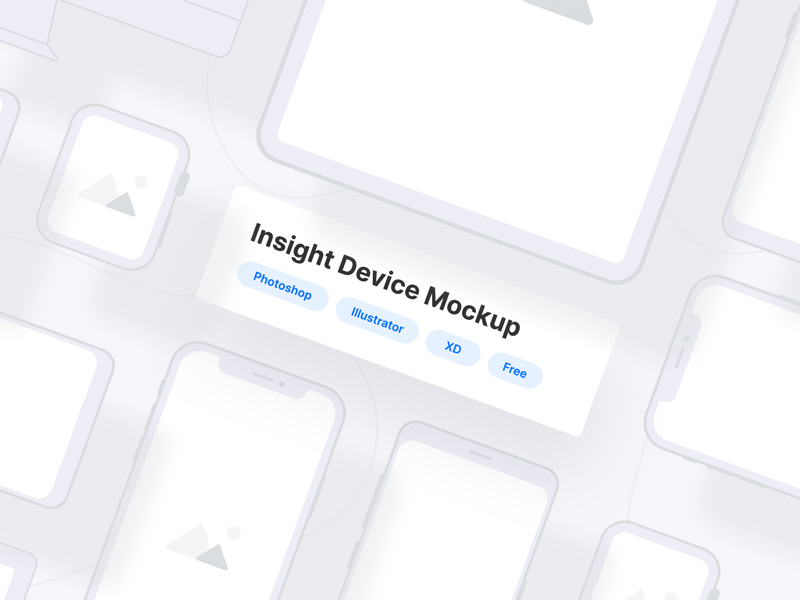 Insight Device Mockup