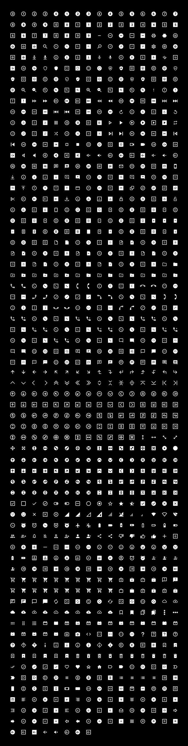 Emblemicons — Open-source Free Icon Library