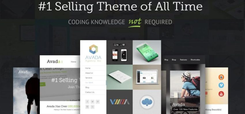 avada-10 Best Hosting WordPress Themes With Full WHMCS Manager Integration