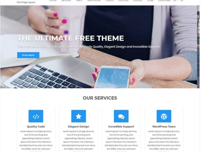 Best 10 Corporate WordPress Themes