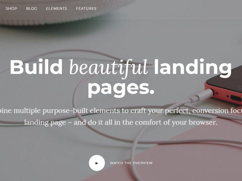 10+ Best Landing Page WordPress Theme (2019)