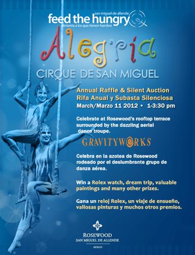 Alegria - Cirque de San Miguel
