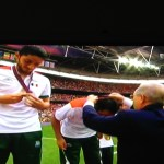 Mexico Takes Gold in Men's Soccer at 2012 London Olympics 4