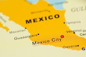 Mexico map provided by Mexico Today