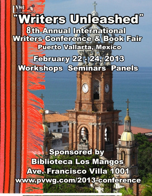 Puerto Vallarta 8th Annual Writers Conference