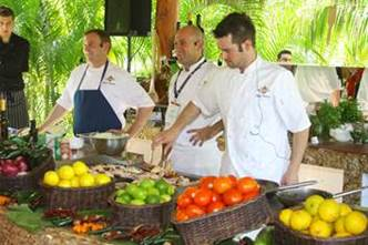 Jackson Family Wines Culinary Series at Karisma Hotels & Resorts, Riviera Maya (www.TheMexicoReport.com)