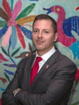 Rodrigo Esponda, new managing director of Los Cabos Tourism Board