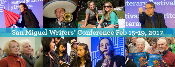 San Miguel de Allende Writers Conference 2017