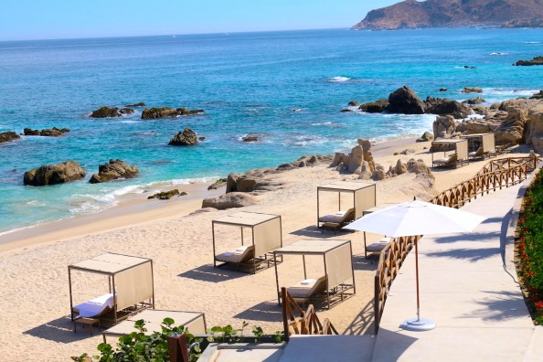 Grand Velas Los Cabos_beach bungalow_The Mexico Report
