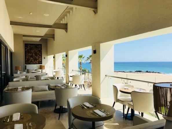 Royal Service lounge and family concierge at Paradisus Los Cabos