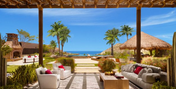 Casa Cardon at Montage Los Cabos, courtesy of Montage Los Cabos