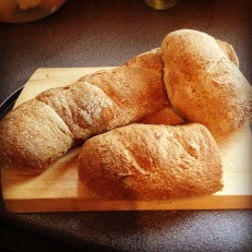 Homemade bread is the best!