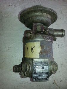 1K -Thompson Products Inc. - 24 V-DC, 5.2 amp, motor A4937
