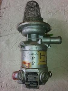 1I -Thompson Products Inc. - 24 V-DC, 8.4 amps, motor A7019