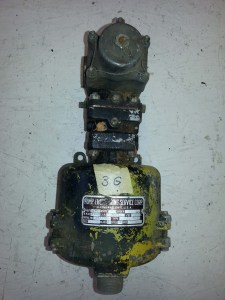 3G - Fuel Pump Motor - Pump Engineering Service Corp. (1/5 hp)