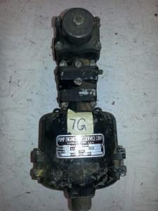 7G - Fuel Pump Motor - Pump Engineering Service Corp. (1/5 hp)