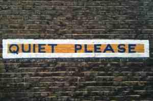 QuietPlease_PaulMison_Flickr