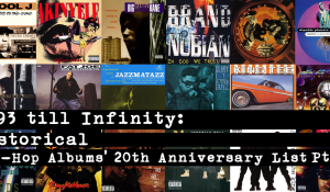 1993 Till Infinity: Historical Hip-Hop Albums' 20th Anniversary List Pt. 2