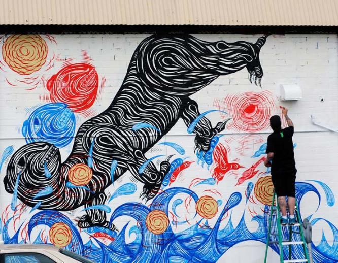 brooklyn-street-art-martha-Cooper-andrew-schoultz-pow-wow-2014-web