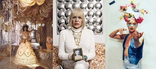 Fashioning Personae – Collage, Gender & Feminism – Video