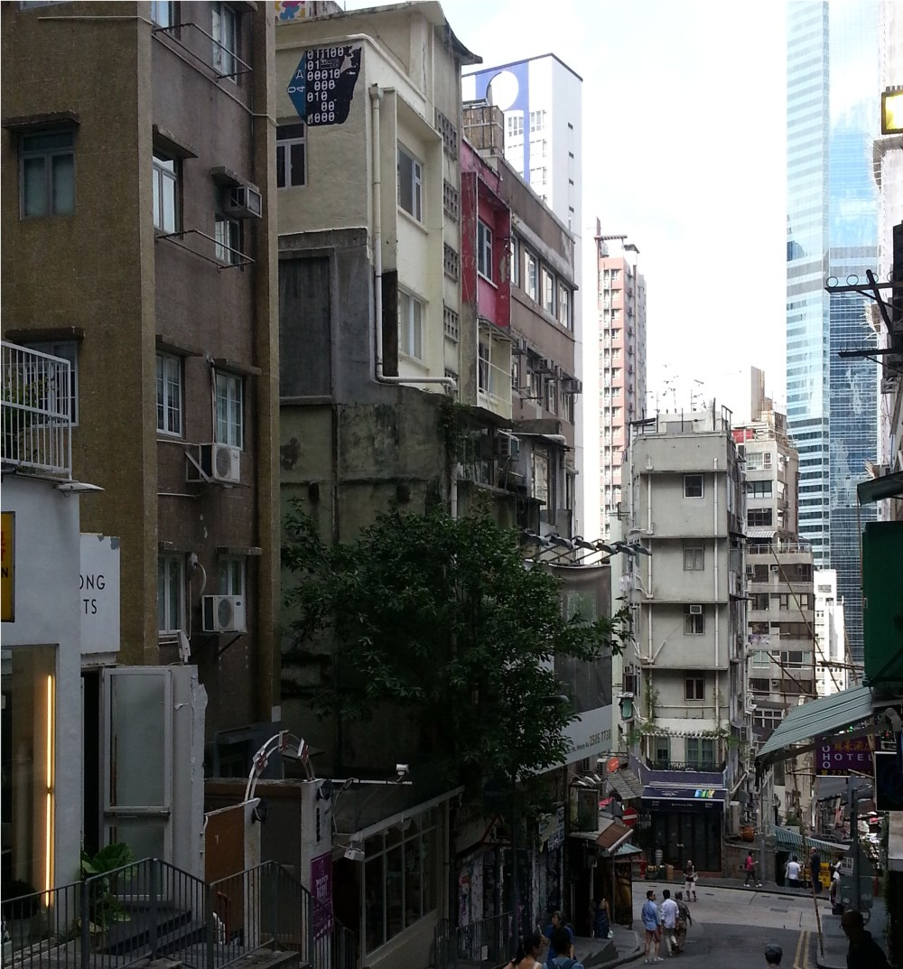 Roof 3, Sheung Wan district