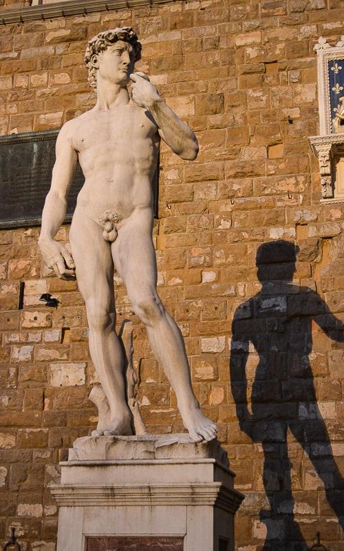 Replica of the Statue of David
