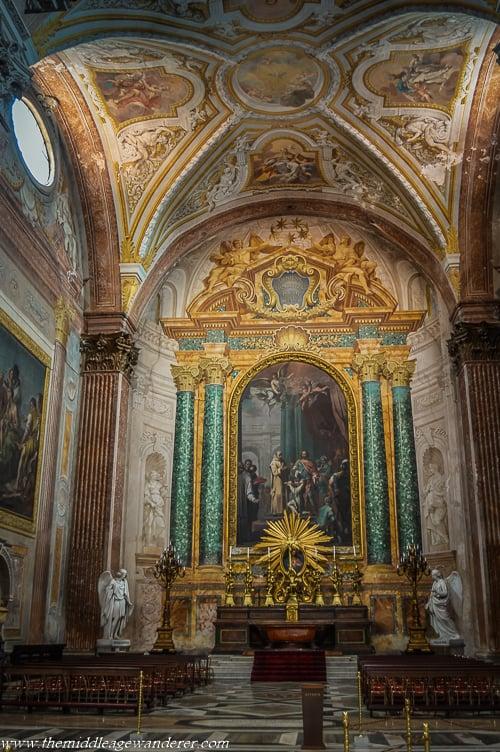 St Maria Basilica