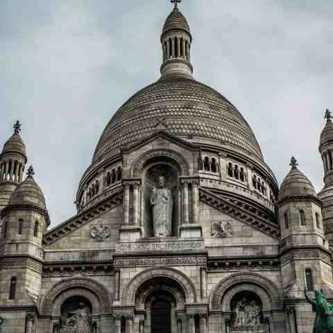Sacre Coeur – A Photo Gallery